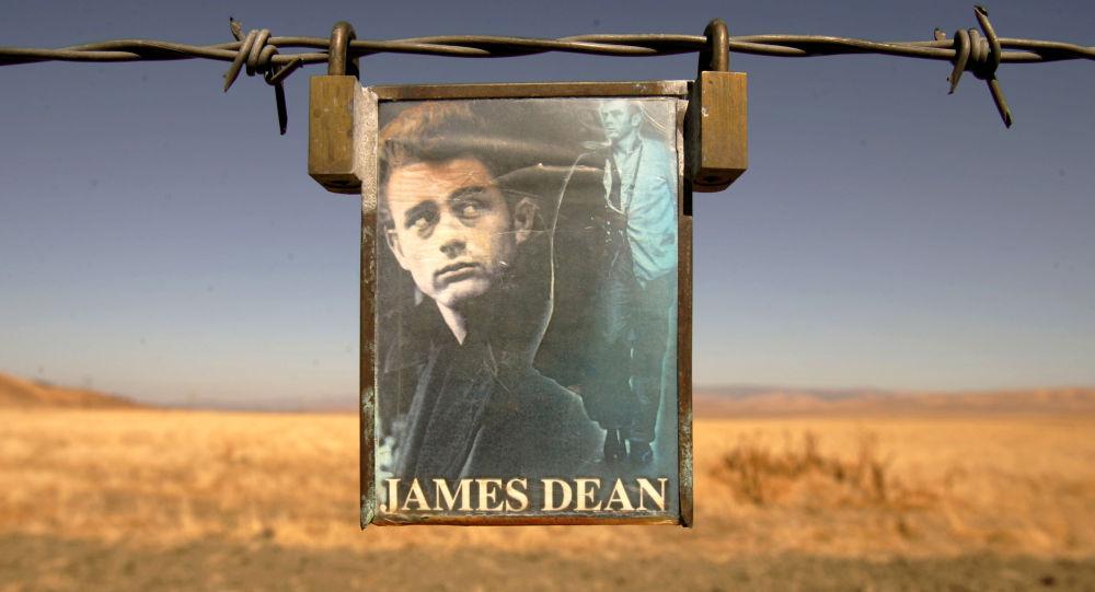 James Dean ölümünden 65 yıl sonra yeniden 'beyazperdeye dönüyor'