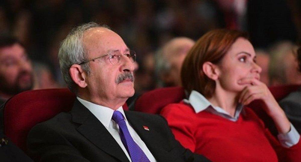 Kılıçdaroğlu'ndan Kaftancıoğlu'na: Kitabın reklamını yapmış oldun, sayende daha çok okunacak