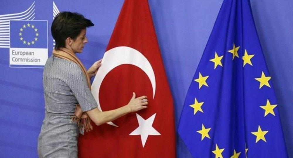 AB, Türkiye'ye yaptırıma ilişkin çerçeve belgeyi onayladı