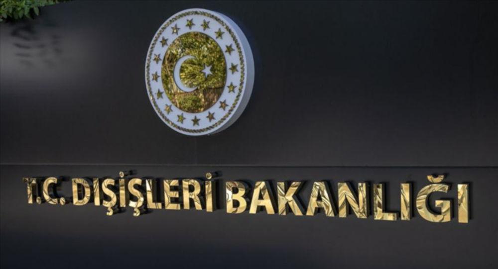 Türk Dışişleri: Türkiye'nin Doğu Akdeniz'de geri adım atmasını ummak beyhudedir