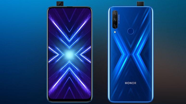 Honor 9X Türkiye pazarında satışa sunuluyor