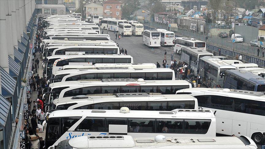 Turizm araçlarında yaş sınırı 12'ye yükseltildi