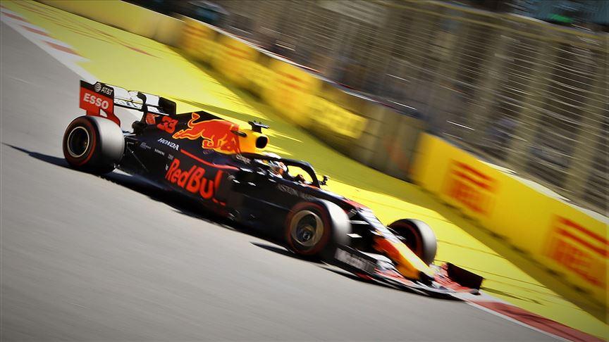 Formula 1'de Brezilya etabını Verstappen kazandı