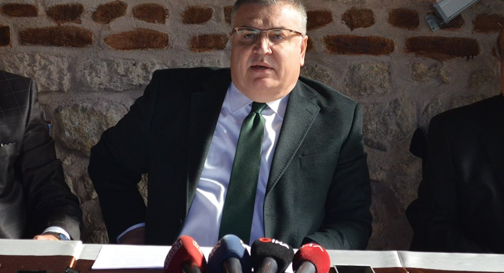 Kırklareli Belediye Başkanı Kesimoğlu: Anladım kardeşim peki bundan şeyin haberi var mı, mesela benim?