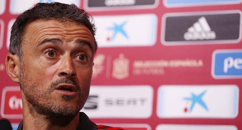 Luis Enrique, İspanya Milli Takımı'nda teknik direktörlük görevine geri döndü