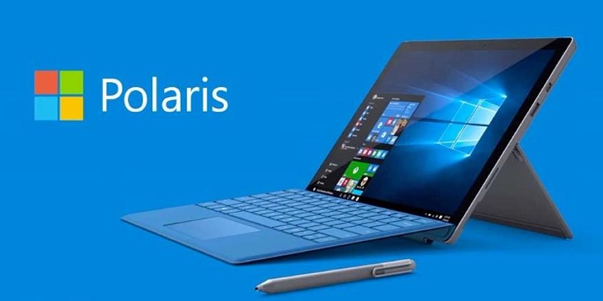 Microsoft, Windows 10 Polaris üzerinde çalışıyor