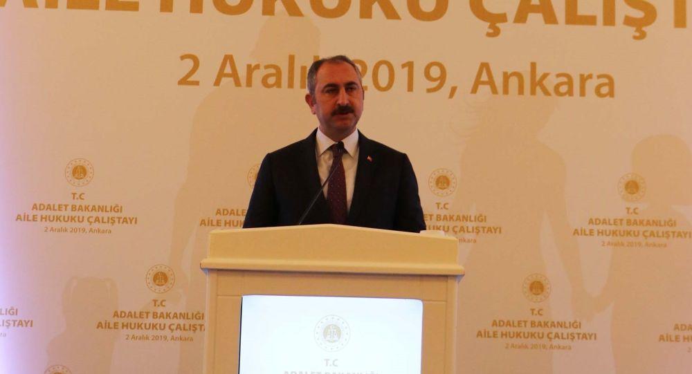 Adalet Bakanı Gül: Ayşe Tuba Arslan bugün aramızda olabilirdi