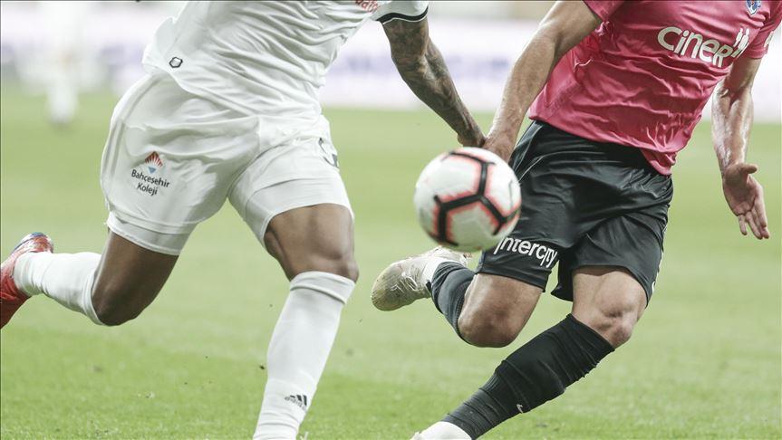 Beşiktaş ile Kasımpaşa 33. maça çıkıyor