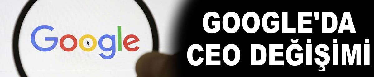 Google kurucuları CEO'luğu bırakıyor