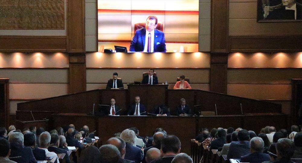 İBB Başkanı İmamoğlu'ndan ilk veto