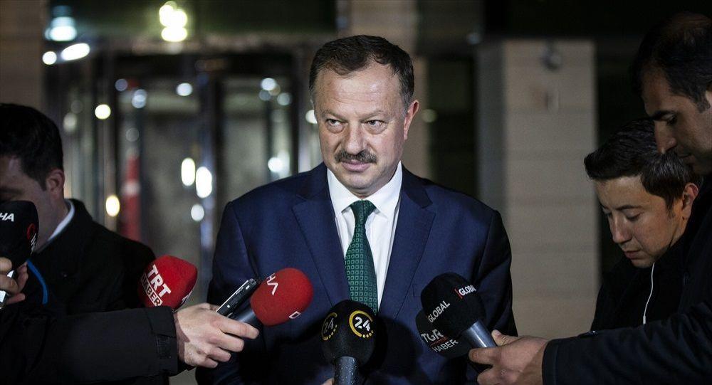 AK Partili Özel arabuluculuk sınavını geçemeyen milletvekillerini tiye aldı
