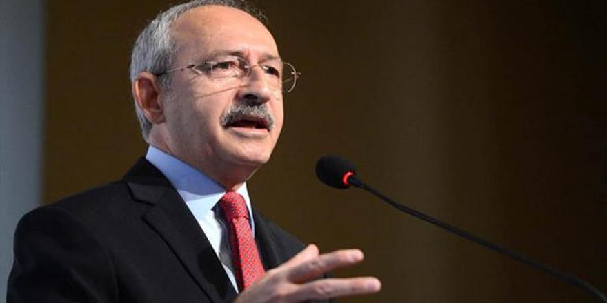 Kılıçdaroğlu:  Ordunun başarısı ÖSO'ya devredilemez