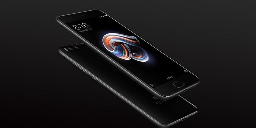 Xiaomi'nin en çerçevesiz telefonu yakında geliyor!