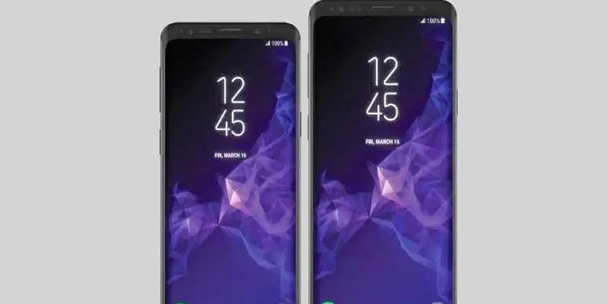 Galaxy S9, iPhone X'a rakip oluyor!
