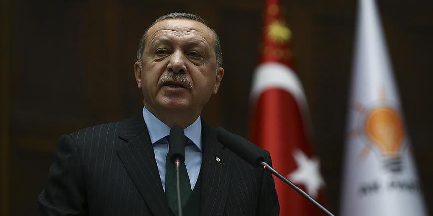 Cumhurbaşkanı Erdoğan: ÖSO, Kuvayi Milliye güçleri gibi sivil oluşumdur