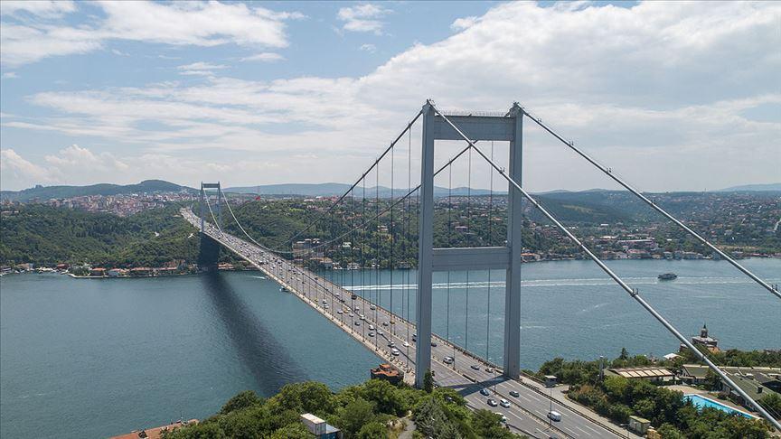 Köprü ve otoyollardan 11 ayda 1.8 milyar lira gelir
