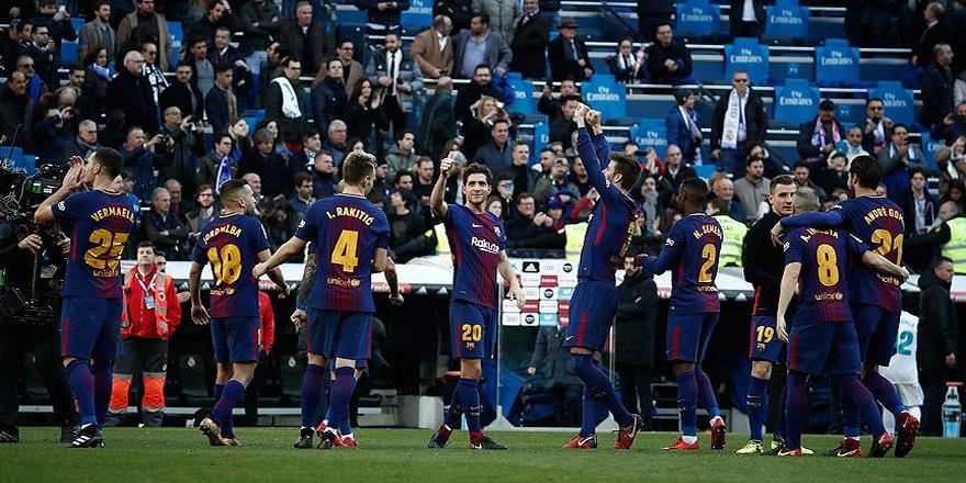 Barcelona'nın bu sezon farkı, defansı
