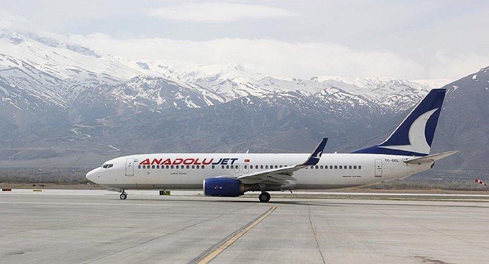 Anadolujet'ten tasarruf hamlesi: Yolcu ikramları kısıtlandı