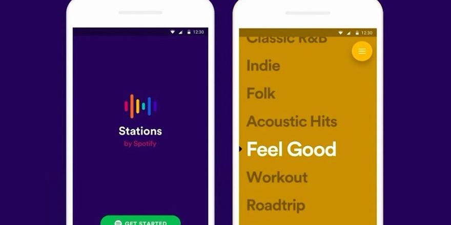 Spotify, yeni uygulamasını yayınladı!