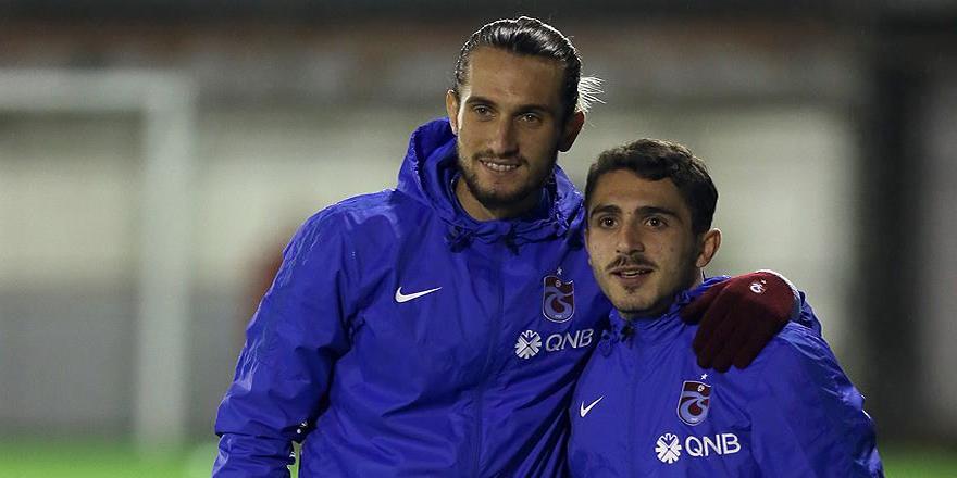 Trabzonspor'un genç yıldız adayları formaya ısındı