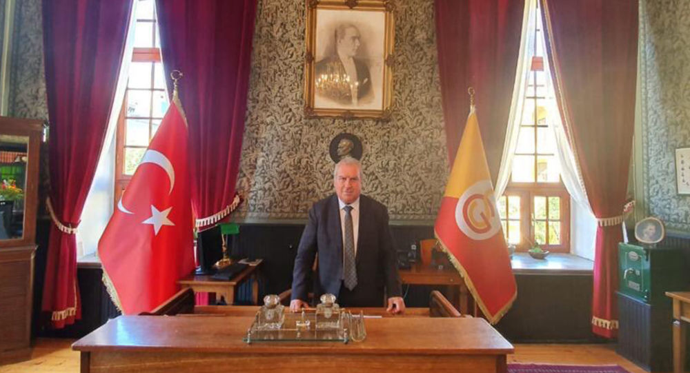 Galatasaray Lisesi Müdürü Engin: Fenerbahçe'den istifa ettim