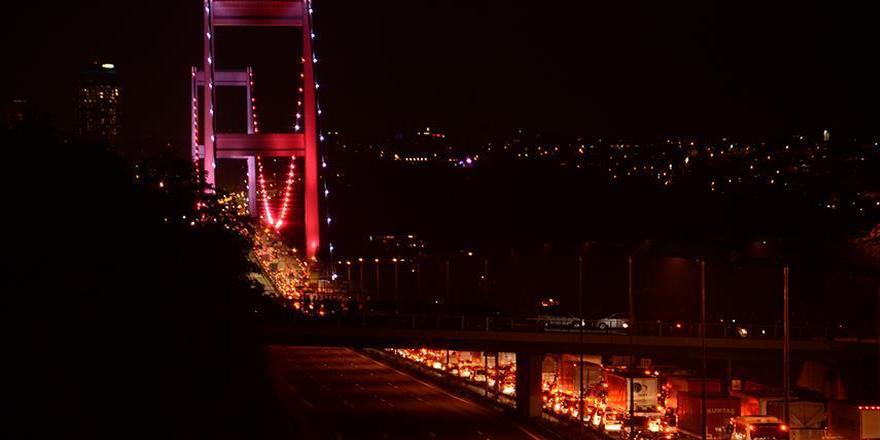 FSM Köprüsünü kapatan FETÖ sanıklarına ağırlaştırılmış müebbet istemi