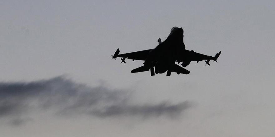 Irak'ın kuzeyine hava harekatı: 49 terörist etkisiz hale getirildi