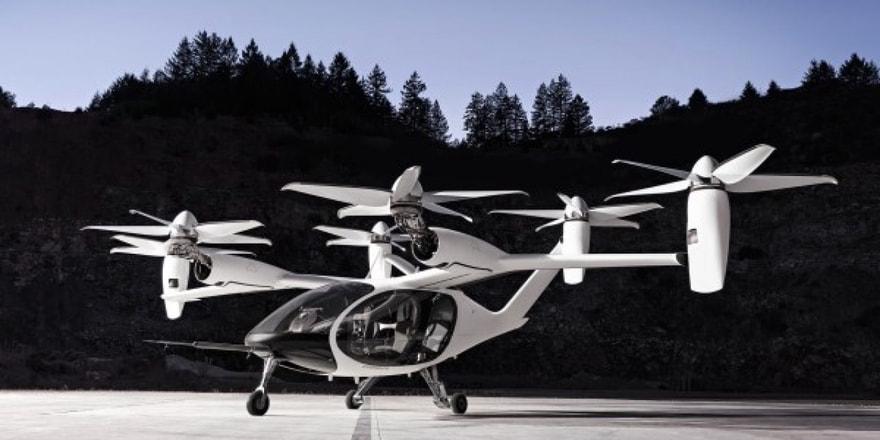Toyota'dan uçan otomobillere dev yatırım!