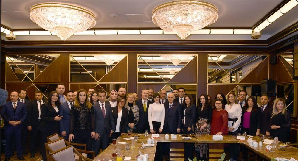 Bahçeli'den Kılıçdaroğlu'na: Savcılığa götür ver