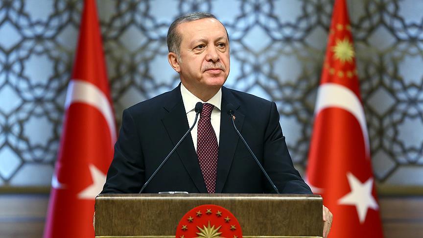 Cumhurbaşkanı Erdoğan: Kanal İstanbul, İmamoğlu'nun konusu değil