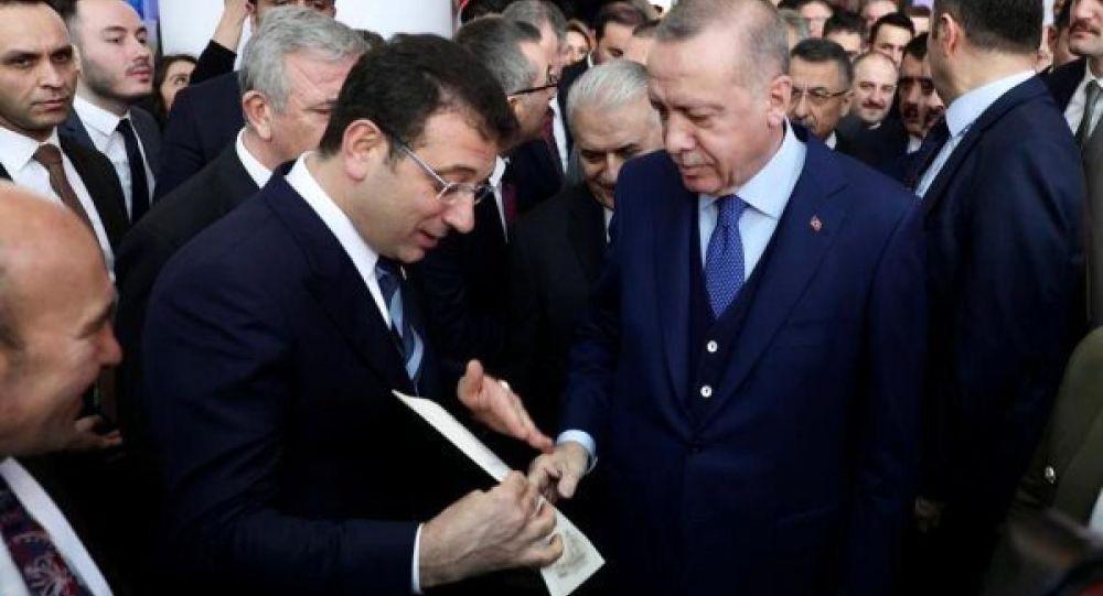 MetroPOLL'den popülerlik anketi: İmamoğlu, Erdoğan'ı yakaladı