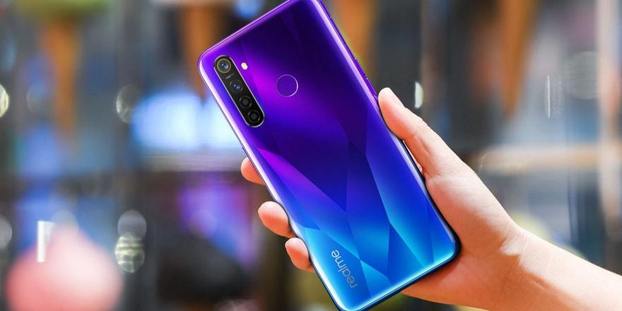 realme telefonları geliyor: realme 5 Pro ve realme XT