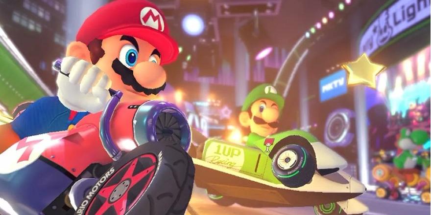 Mario Kart, mobil platforma geliyor!