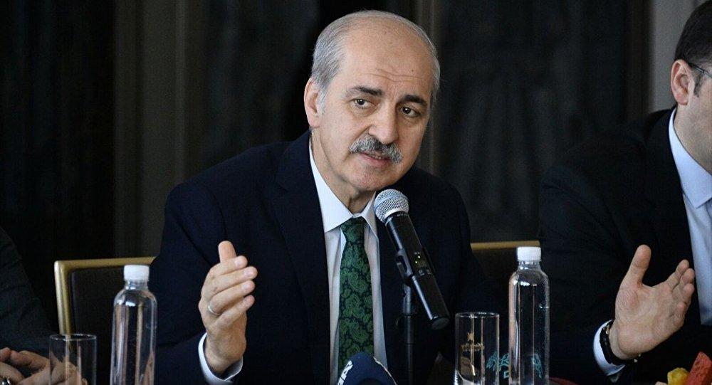 AK Partili Kurtulmuş: Erken seçimi gerektirecek rasyonel bir sebep yok