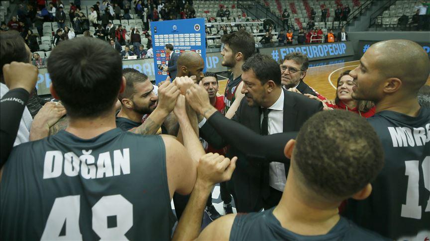 Pınar Karşıyaka'nın FIBA Erkekler Avrupa Kupası'ndaki konuğu Hollanda'dan Leiden