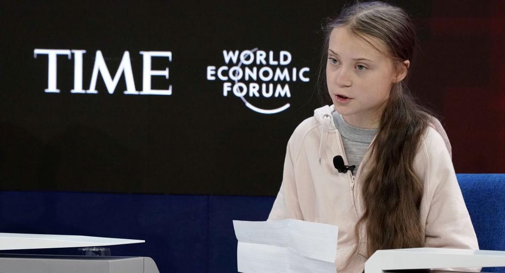 Greta bu kez Davos'tan seslendi: Farkındalık sadece başlangıç