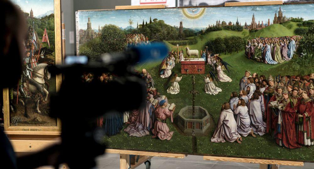 Orta Çağ'ın en önemli eserlerinden bir restore edildi, sonuç herkesi korkuttu