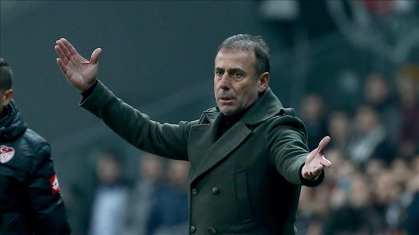 Beşiktaş Teknik Direktörü Abdullah Avcı: Taraftar protestosunda haklı