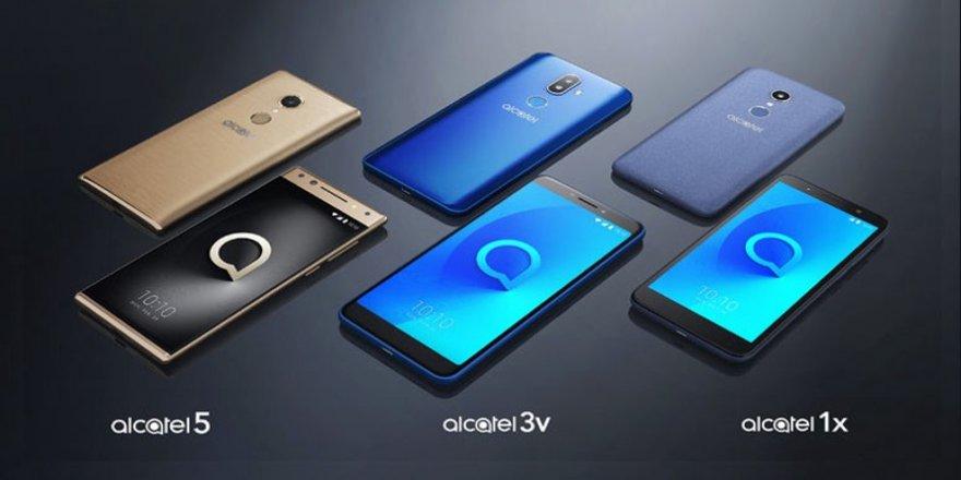 Alcatel 5 tüm özellikleri!