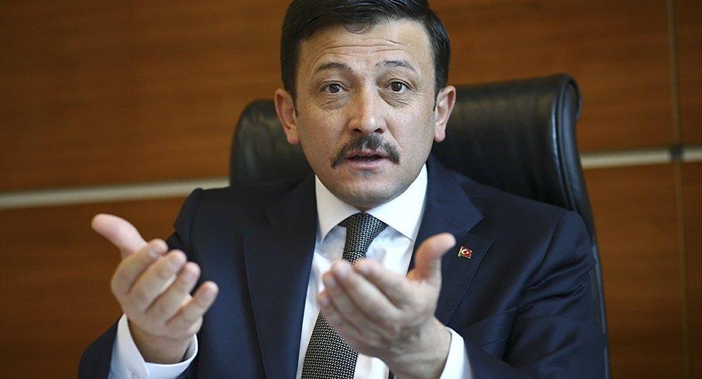 AK Partili Dağ'dan CHP'ye FETÖ sorusu