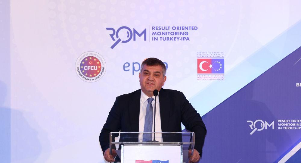 Dışişleri Bakan Yardımcısı Kaymakcı: Türkiye hukukun üstünlüğüyle yönetilir