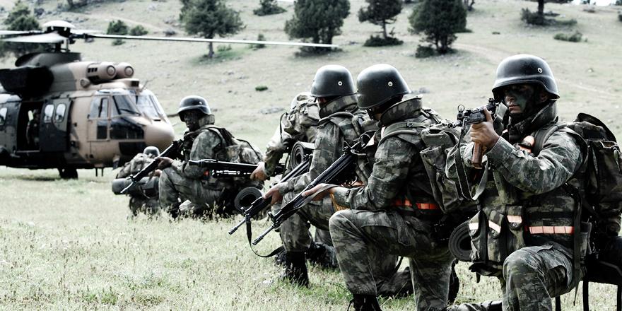 Bülbül belde merkezi PYD/PKK'lılardan arındırıldı