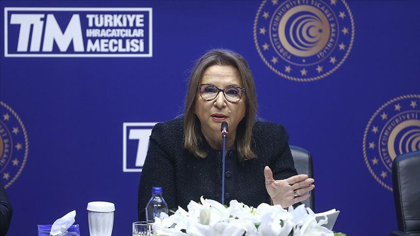 Bakan Pekcan: Cumhuriyet tarihinin en yüksek ocak ayı ihracat rakamı