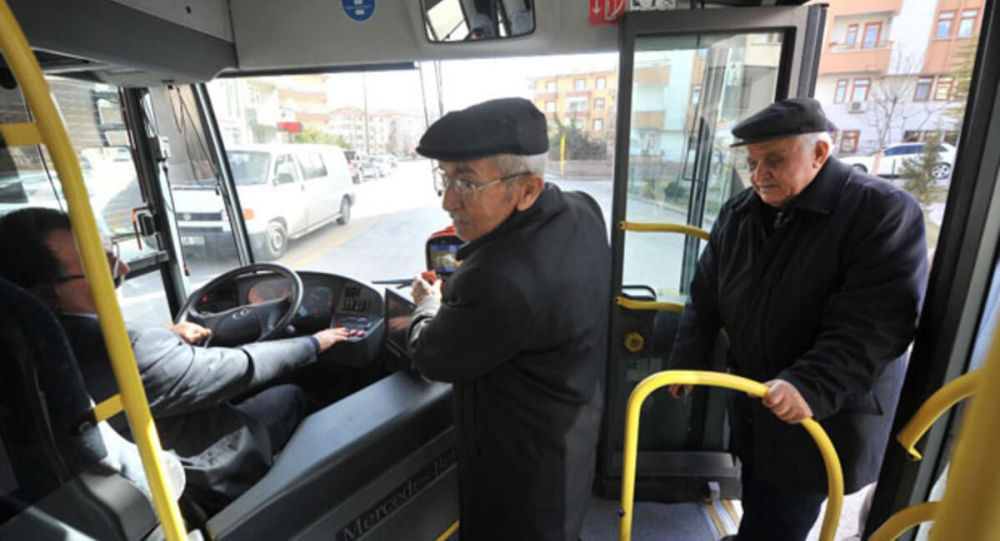 60 ve 65 yaş üstü vatandaşlar yoğun mesai saatlerinde bilet parası ödeyecek