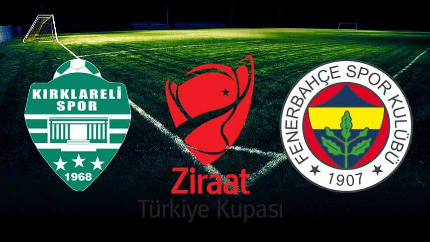 Fenerbahçe kupada GMG Kırklarelispor'la deplasmanda karşılaşacak