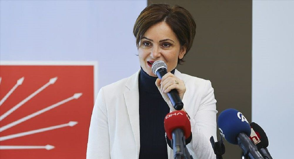 Kaftancıoğlu il başkanlığına yeniden aday olduğunu açıkladı