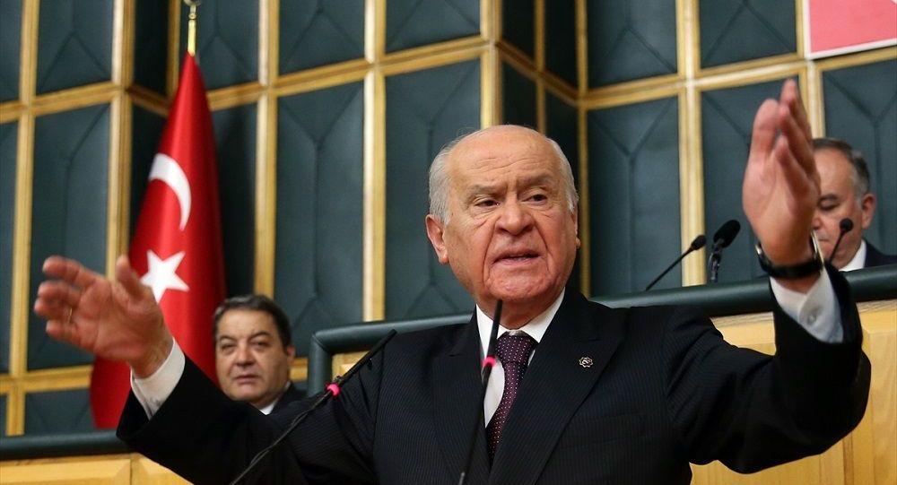"""""""PKK elebaşlarının AP'de ağırlanıp Türkiye'ye tehditler savurmasına ortam açılması kepazelik"""""""