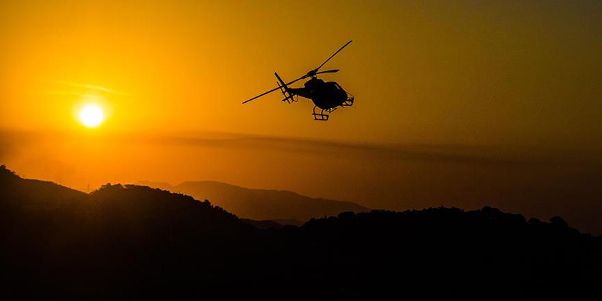 Fransa'da iki helikopter çarpıştı: 5 ölü