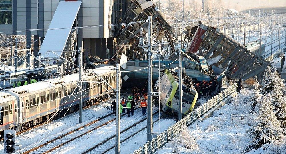 Ulaştırma ve Altyapı Bakanlığı: 2002-2019 yıllarında tren kazalarında 1678 kişi öldü