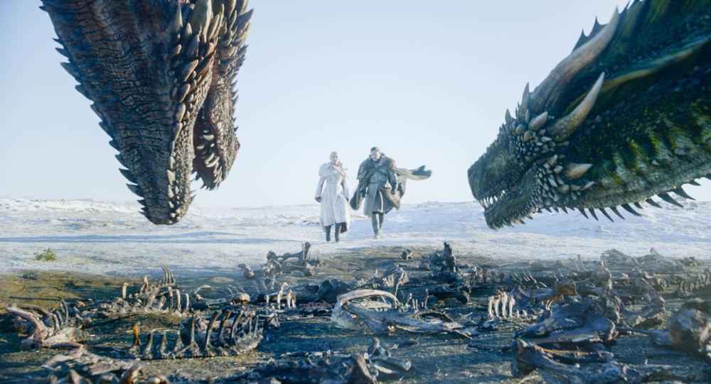 Game of Thrones hayranları dizide 'açık' yakaladı
